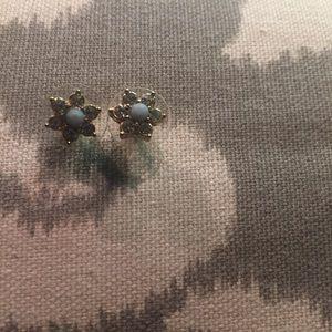Anthropologie stud earrings
